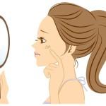できてしまった顔のシミを『食べて治す』セルフケア法