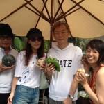 野菜マルシェ@TOKYO 大盛況でした!