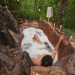 【今日も寒いぜ!京丹波町《カラダポカポカな入浴法》自己流の入浴法がマイブーム。】
