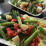 【夏野菜、続々!! 『手作りドレッシングのススメ』】