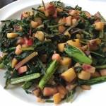 【レシピ】『〈ヒトクセある系〉野菜のスタミナ炒め』