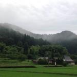 はじめての田舎暮らし@京丹波町 〜8月なのに、涼しい・・〜