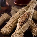 【《すぐに発送します!》『藁納豆』在庫アリ。《個数限定》昔ながらの『藁納豆』】