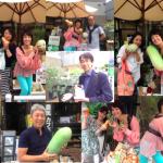 おかげさまで大盛況でした!【京都の自然栽培の野菜マルシェ@TOKYO】