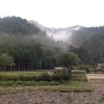 京丹波町に帰ってきました。