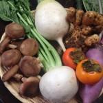 今週は京丹波町の恵みセット!【毎週お届け野菜セット】