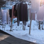 【洗濯物が凍る!@京丹波での暮らし】