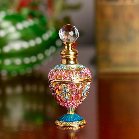 《[個数限定]クリスタルボトルスペシャルエディション》Perfume of GARDENIA For Women【《Scent of Japan[summer]〜日本の薫香 [夏]〜》クチナシの香水(女性用)】(5mL)