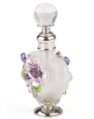 Rose de May《[個数限定]クリスタルボトルスペシャルエディション》Perfume of ROSE de MAY for Women【《Scent of Japan[the Autumn ]〜日本の薫香 [秋]〜》ローズ ド メイとジャスミンの香水(女性用)】(5mL)