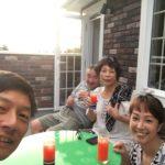【両親が京丹波町に遊びにきた!!《楽しい時間はあっという間!》『ぬか漬け』、『古民家』、『収穫体験』そして『英訳』!!】