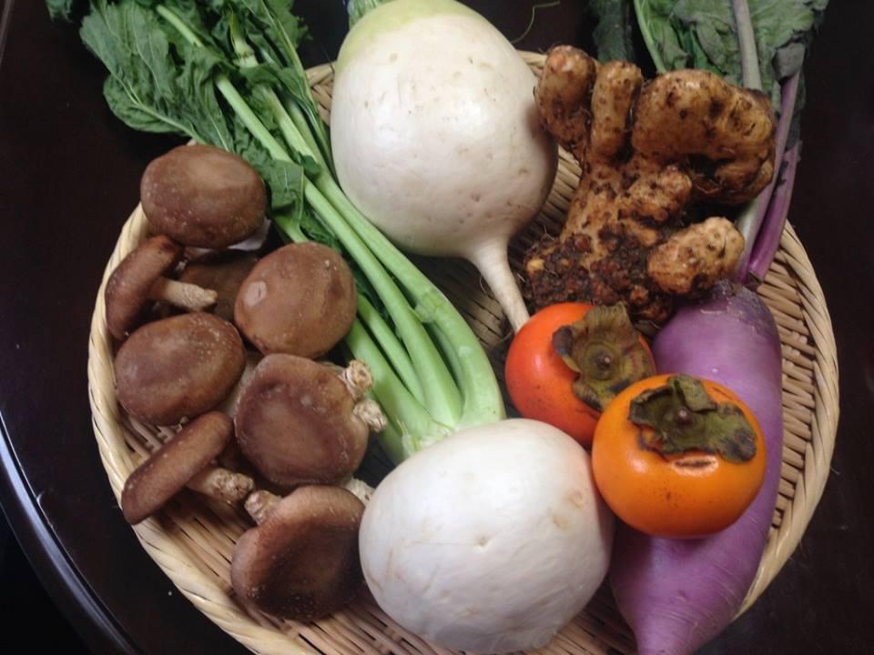 旬のお野菜セット(野菜&タマゴ)